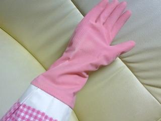 コットン手袋-4