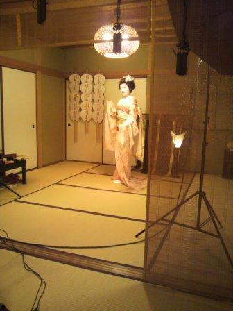 舞妓撮影2
