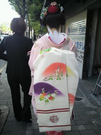 舞妓撮影5