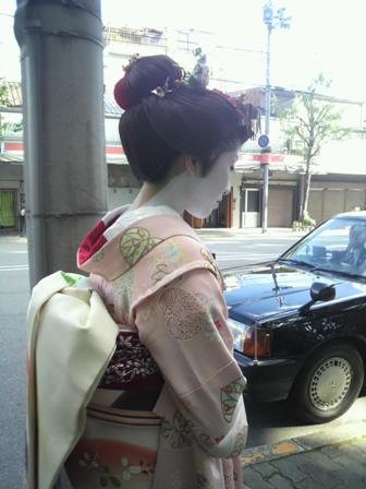 舞妓撮影6