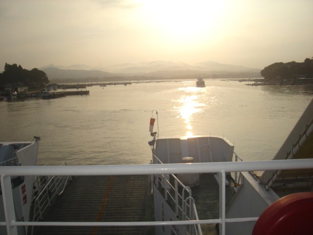 大島、また来年もよろしく!