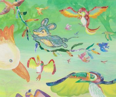 ネズミ(3)
