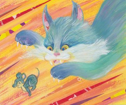 ネズミ(8)