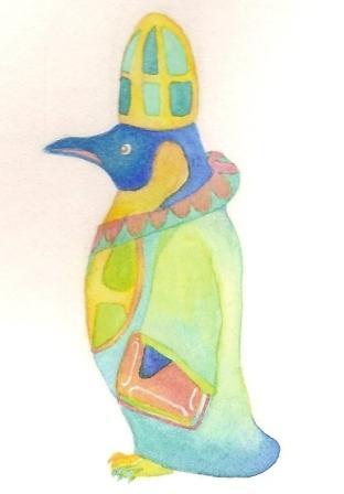 僧ペンギン