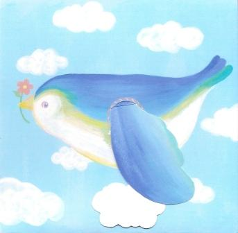 鳥カード1