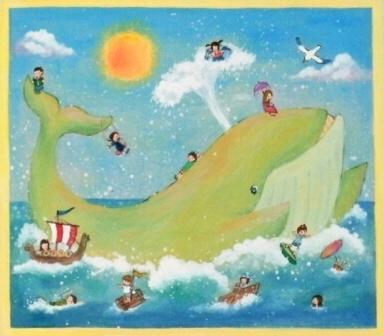クジラ遊び