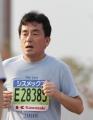 神戸マラソン力走
