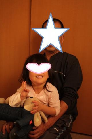 20121029 じいじと ピース (427x640)