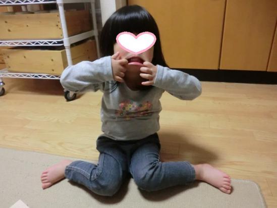 11/4 変な顔 ①