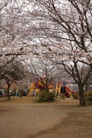 ①初めての公園