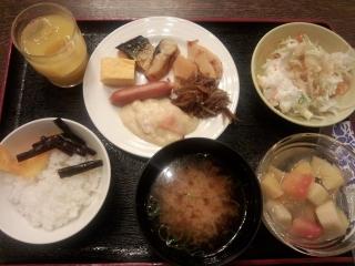 姫路 朝食1-2