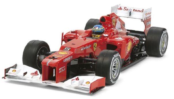 F104 フェラーリ F2012