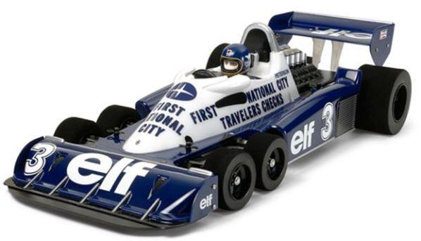 F103 6輪 タイレル