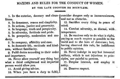 4_Maxims for conduct March 1806a