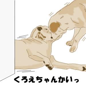 羊の国のラブラドール絵日記シニア!!「2005年画像」4