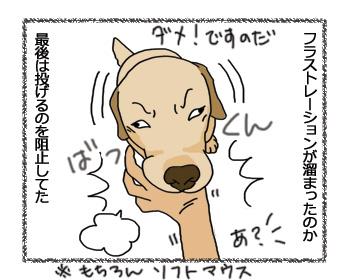 羊の国のラブラドール絵日記シニア!!ドンマイ!エビちゃん!4