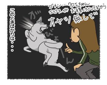 羊の国のラブラドール絵日記シニア!!「わかりすぎ」4コ3