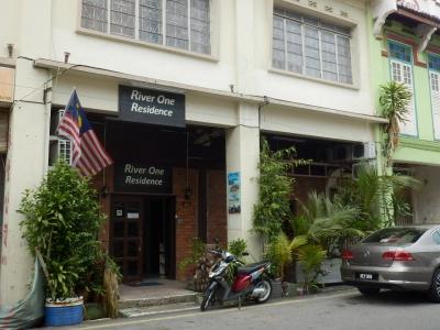 マレーシア・マラッカ「River One Residence」1