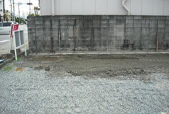 駐車場舗装工事3
