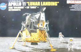 アポロ11号月面上陸 司令船コロンビア
