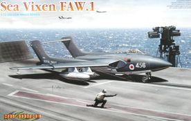 イギリス海軍シービクセンFAW1