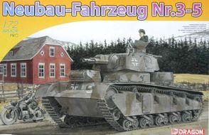 ノイバウファールツォイク多砲塔戦車