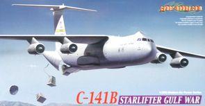 サイバーホビーC-141B スターリフター湾岸戦争