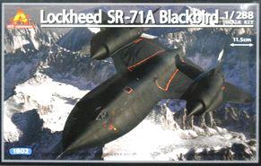 ACE 288 SR-71A ブラックバード