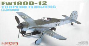 ドラゴンFw190D-12雷撃機