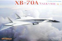 XB70-A ヴァルキリーAV-1