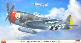 P-47D サンダボルト アメリカンエース