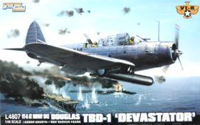 ダグラスTBD-1 デバステーター