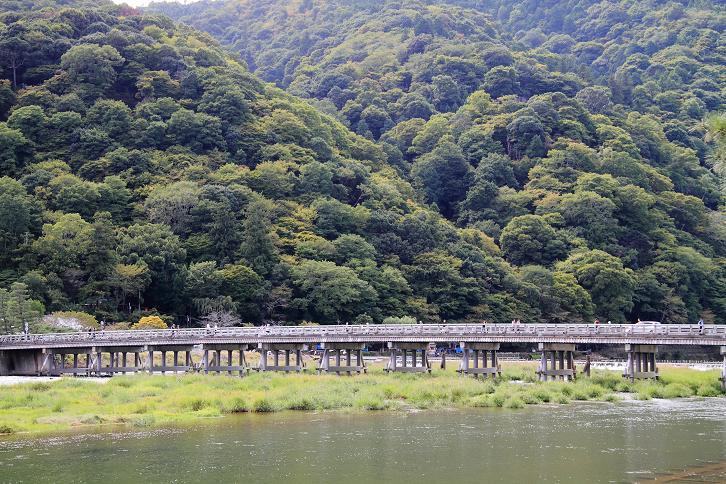 2010.09.29・『 渡月橋 』京都 01