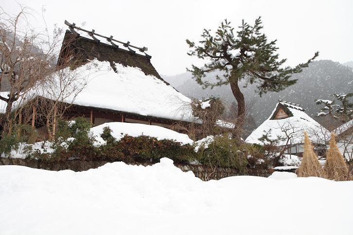 2011.01.14・『 美山 かやぶきの里・前編 』 京都 11
