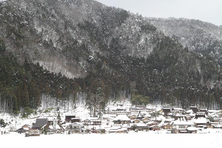2011.01.14・『 美山 かやぶきの里・前編 』 京都 03