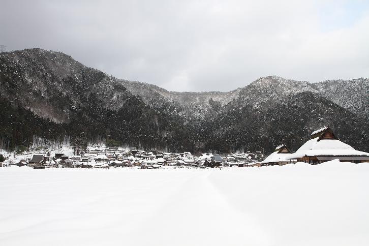 2011.01.14・『 美山 かやぶきの里・前編 』 京都 02