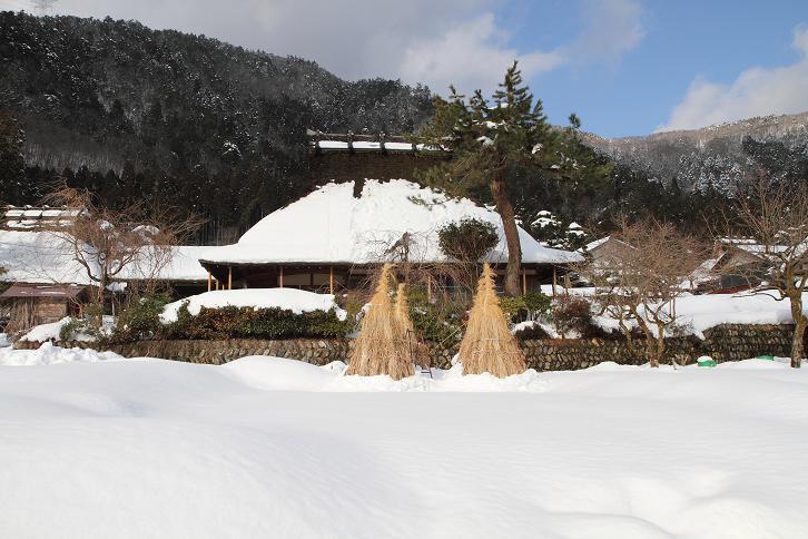 2011.01.14・『 美山 かやぶきの里・中編 』 京都 10