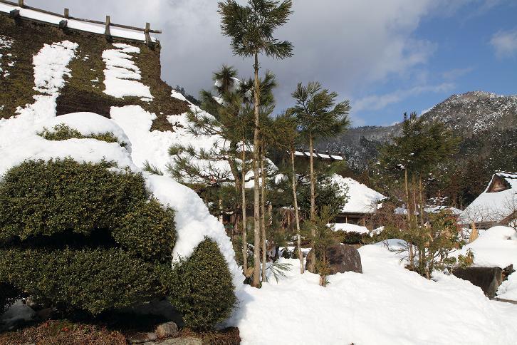 2011.01.14・『 美山 かやぶきの里・中編 』 京都 09