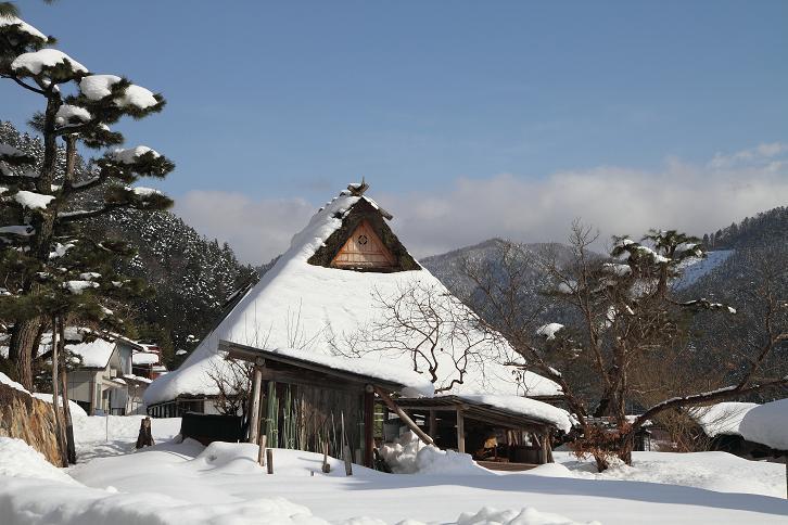 2011.01.14・『 美山 かやぶきの里・中編 』 京都 05