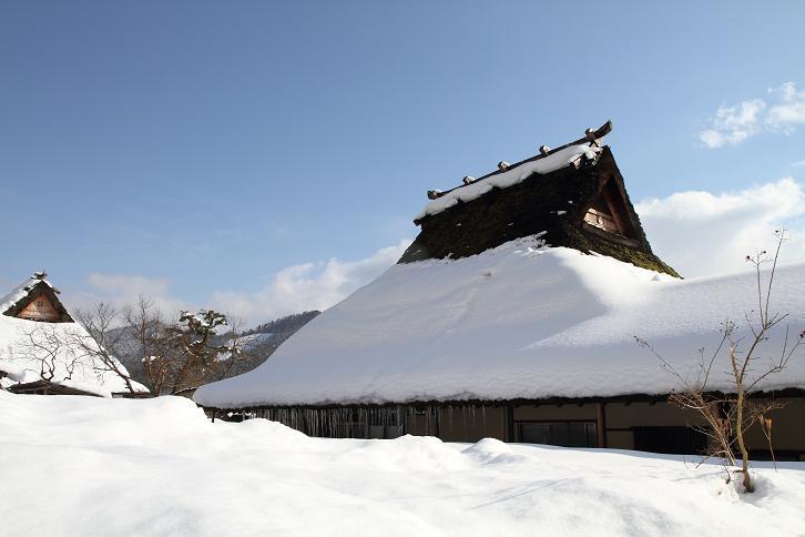 2011.01.14・『 美山 かやぶきの里・中編 』 京都 04