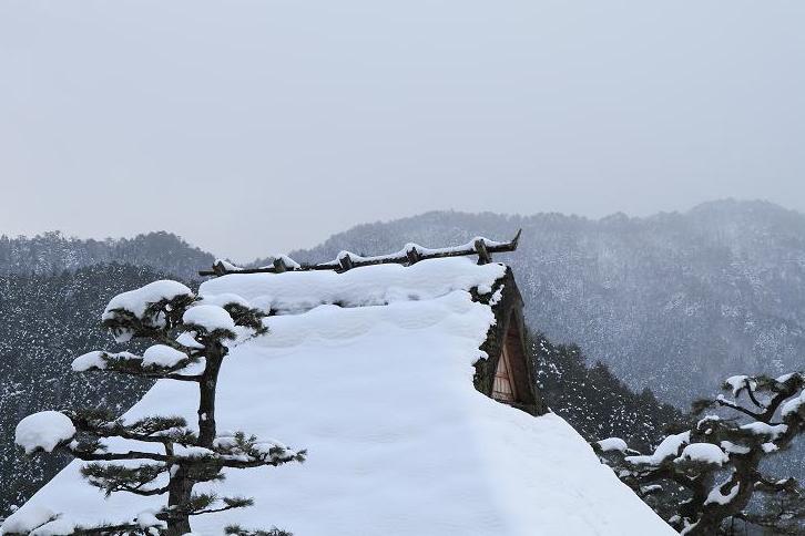 2011.01.14・『 美山 かやぶきの里・中編 』 京都 02