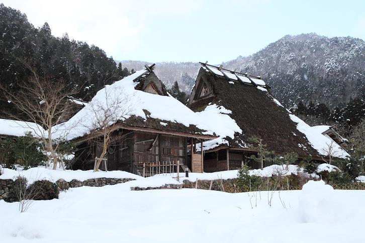 2011.01.14・『 美山 かやぶきの里・中編 』 京都 01