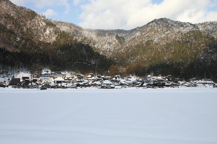2011.01.14・『 美山 かやぶきの里・後編 』 京都 11