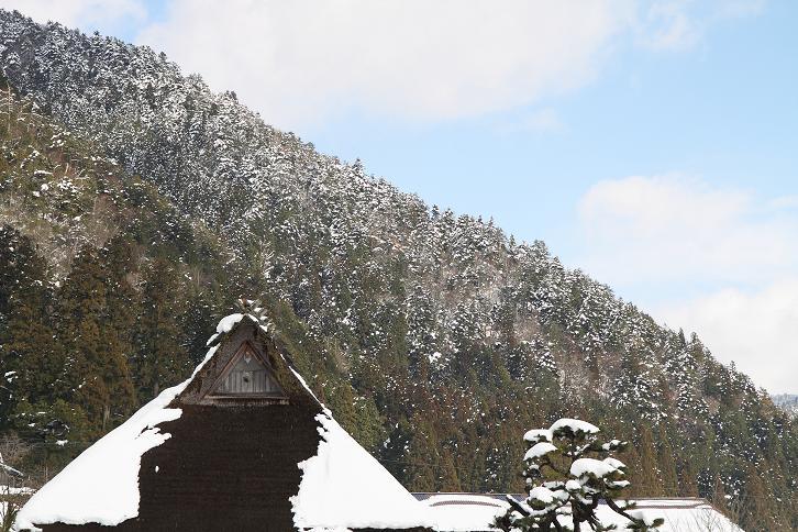 2011.01.14・『 美山 かやぶきの里・後編 』 京都 03