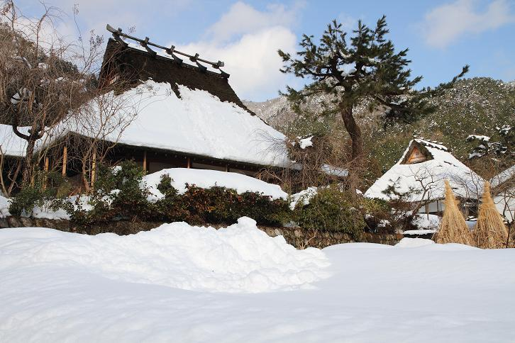 2011.01.14・『 美山 かやぶきの里・後編 』 京都 01