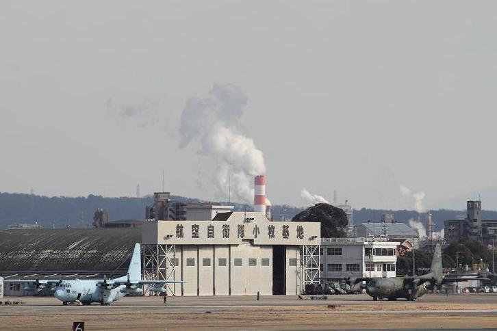 2011.01.25・『 小牧基地・前編 』 愛知県 01