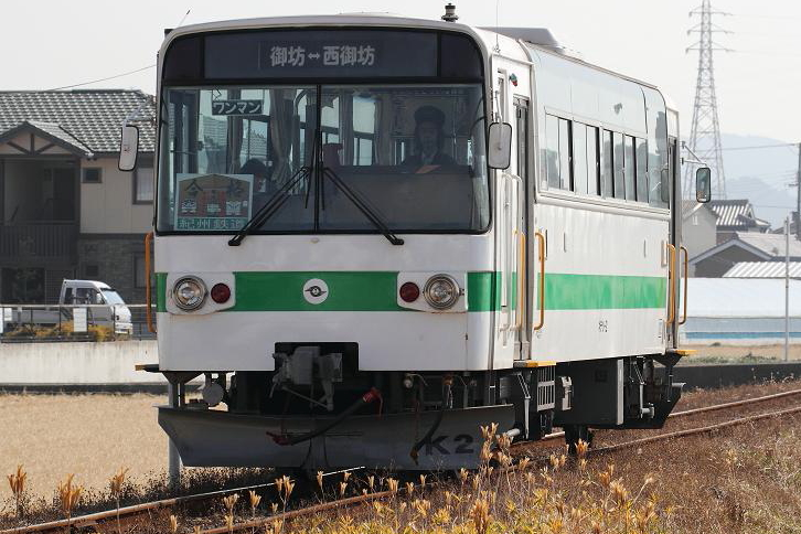 2011.02.04・『 紀州鉄道 』 和歌山県 御坊市 06