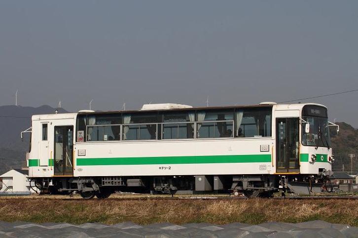 2011.02.04・『 紀州鉄道 』 和歌山県 御坊市 03