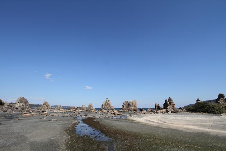 2011.03.10・『 橋杭岩 』 和歌山県 串本 09