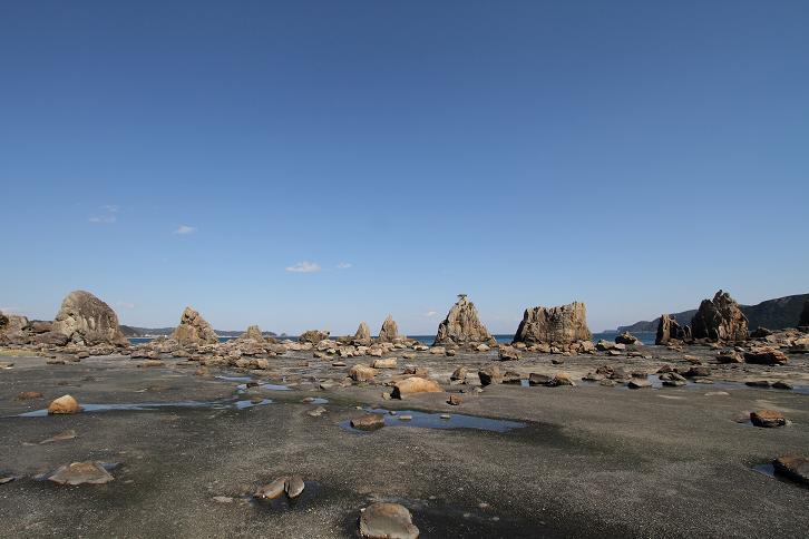 2011.03.10・『 橋杭岩 』 和歌山県 串本 10